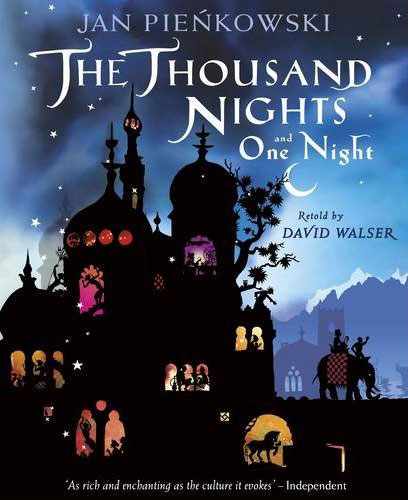 「The Thousand Nights and One Night」の画像検索結果